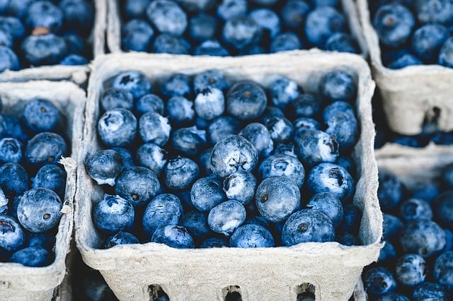 Antioxidant-rich foods can help provide extra sun defense