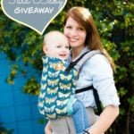 It's Babywearing Week & We're Giving Away TWO Tula Baby Carriers!