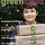 Holiday 2016 Issue of Green Child Magazine