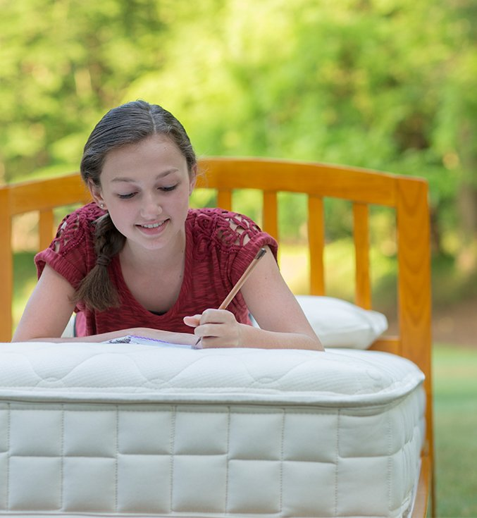Naturepedic's Verse: An Organic Upgrade For Your Child's Mattress