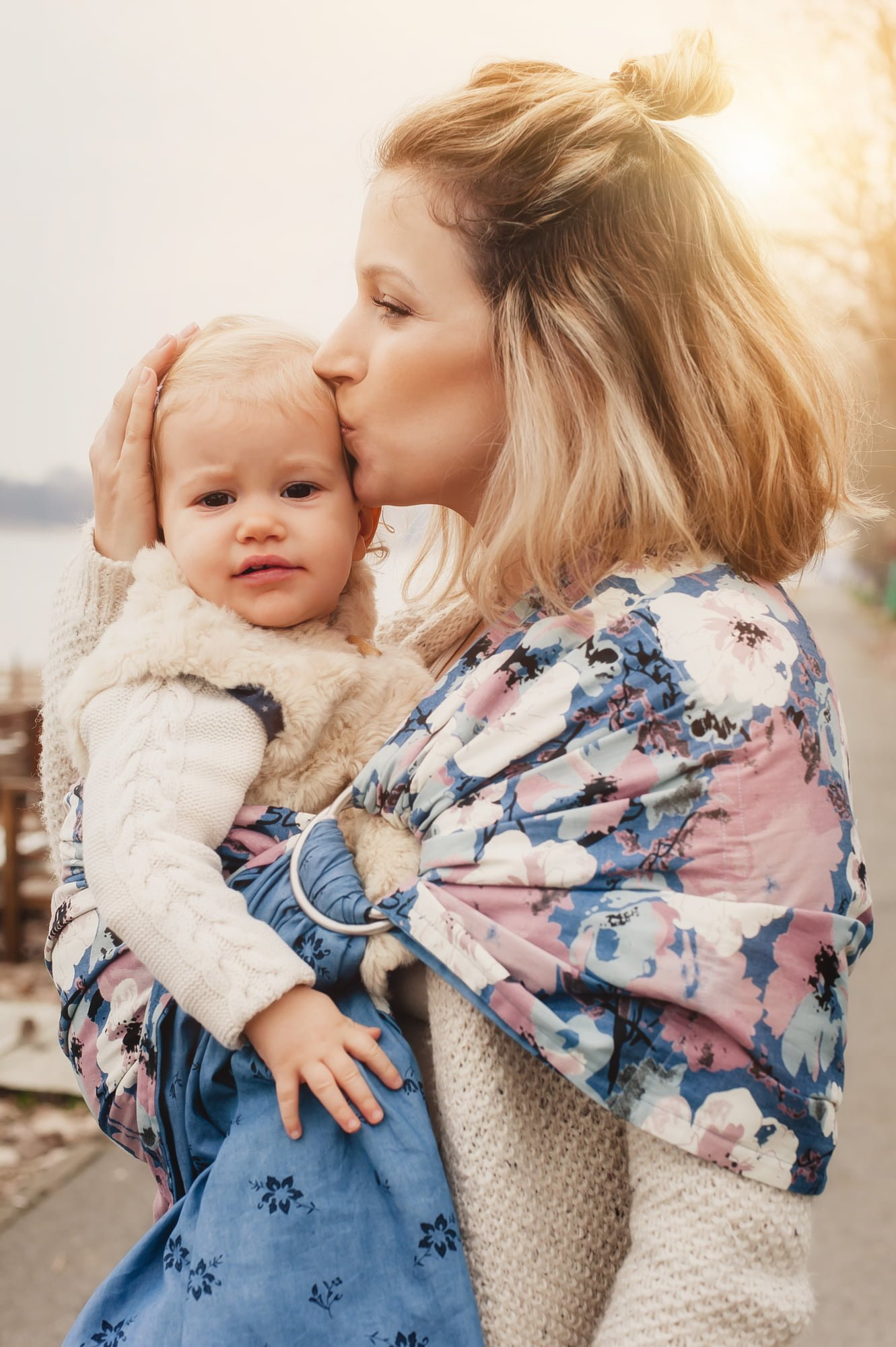 Take to babywearing like a pro with these how to tricks and safety tips.