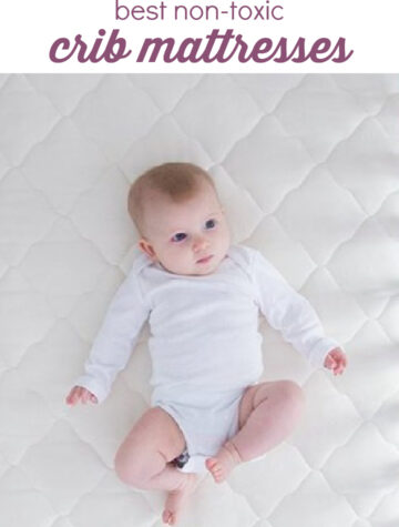 best nontoxic crib mattresses