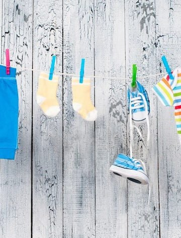 The Smart (and Sustainable) Way to Buy Baby Clothes