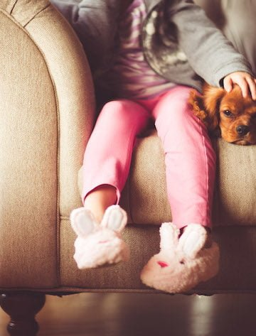 Is your child ready for a pet?