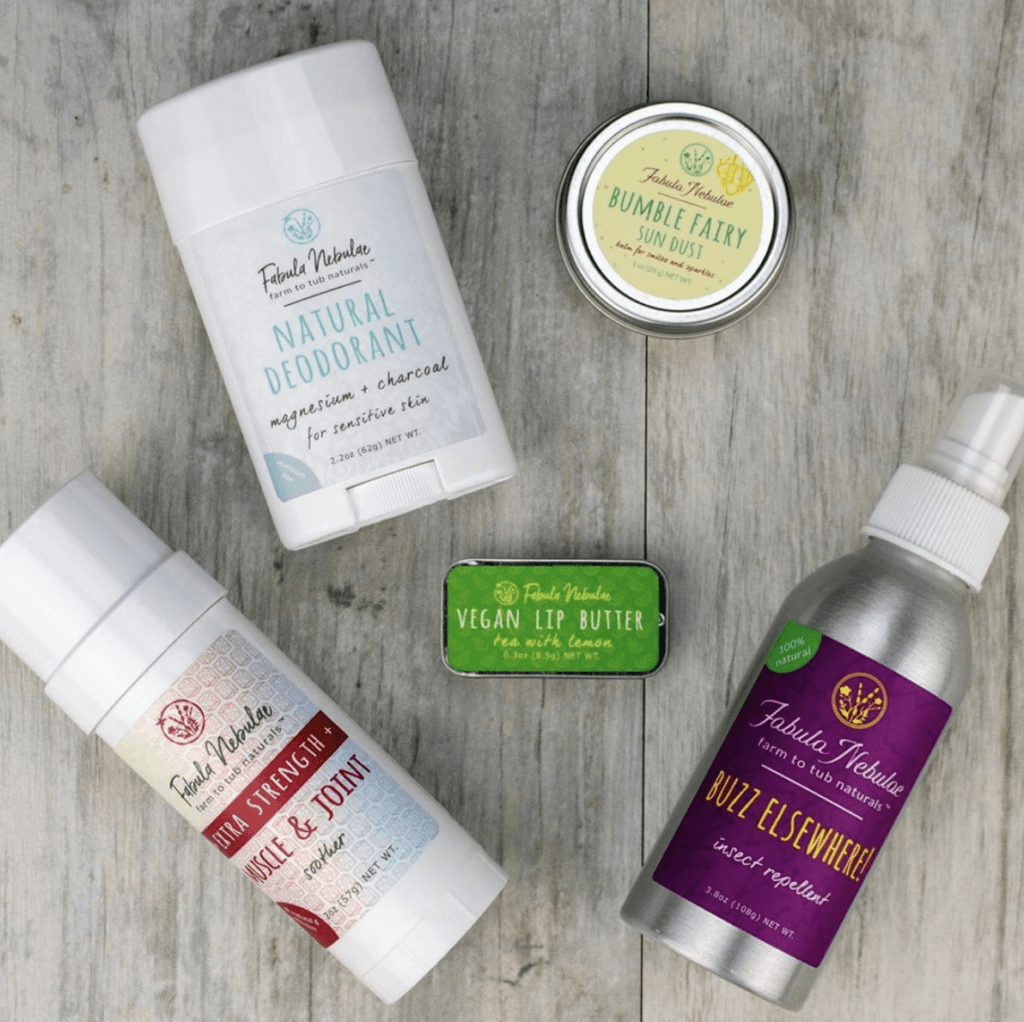 Healing from the Heart: Fabula Nebulae Handcrafted Natural Skincare