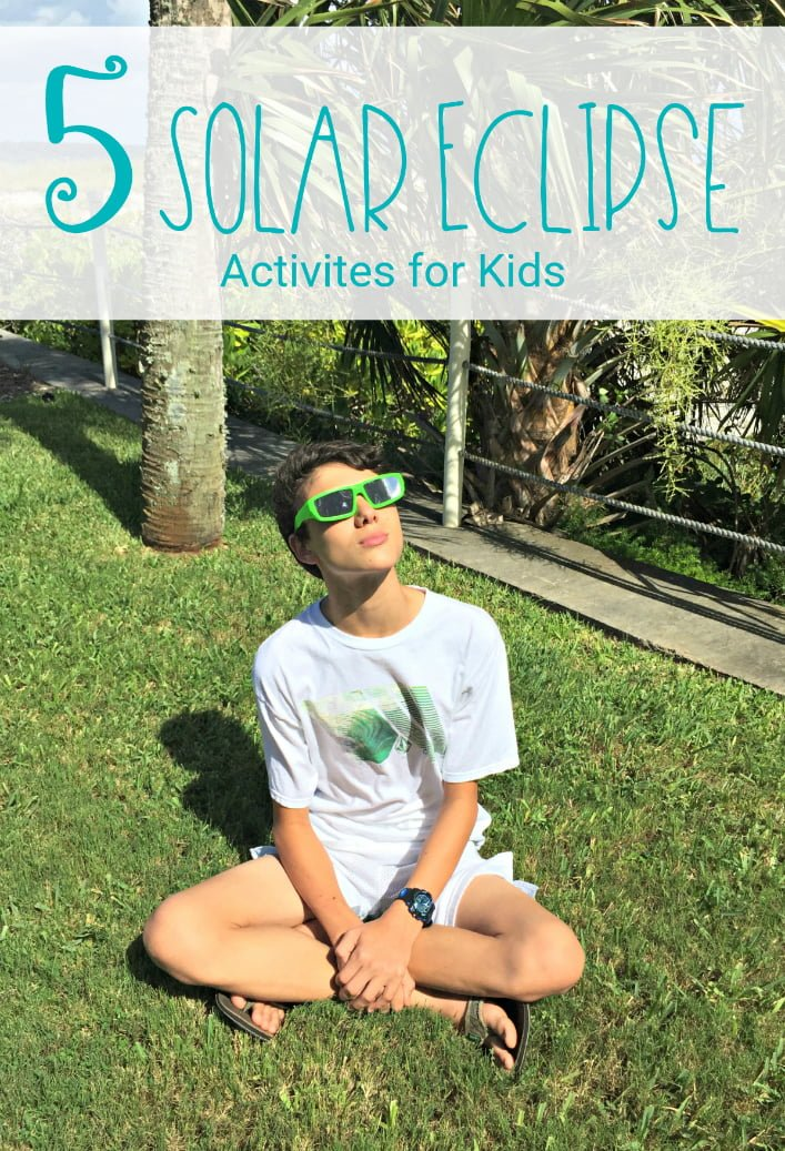 How to make the total solar eclipse fun and educational for kids