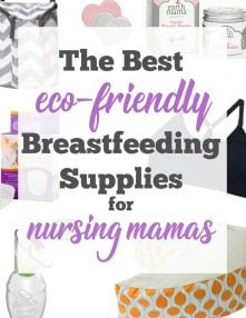 While the essentials are mom and baby (and a great lactation consultant in those early days), there are some breastfeeding supplies that can help make nursing easier.