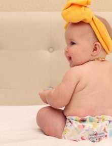 Do You Have to Be Crunchy to Use Cloth Diapers?