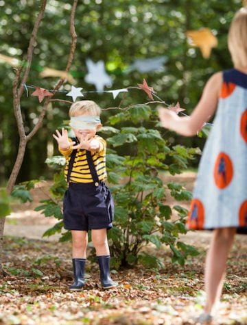 Eco-Friendly Outdoor Birthday Party Games for Kids