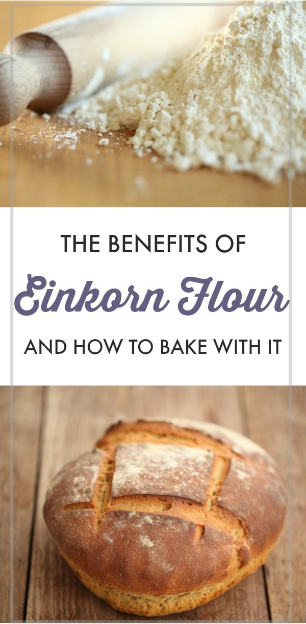 Everything you need to know about the health benefits of einkorn flour plus how to use it