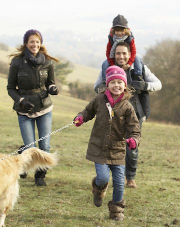 Fun outdoor winter activities for the whole family