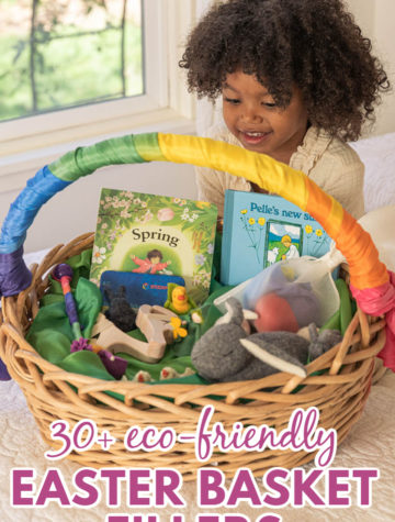 Eco Friendly Easter Basket Ideas