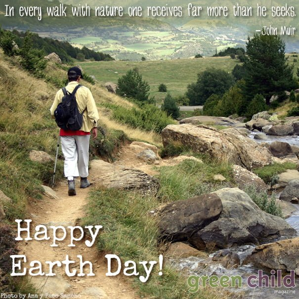 Inspiring Environmental Quotes For Earth Day