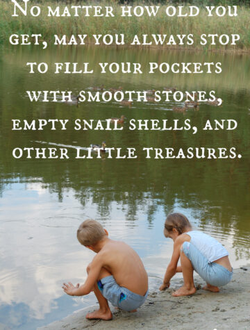 quotes about kids in nature