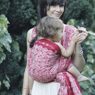 Oscha Roses Babywearing Giveaway
