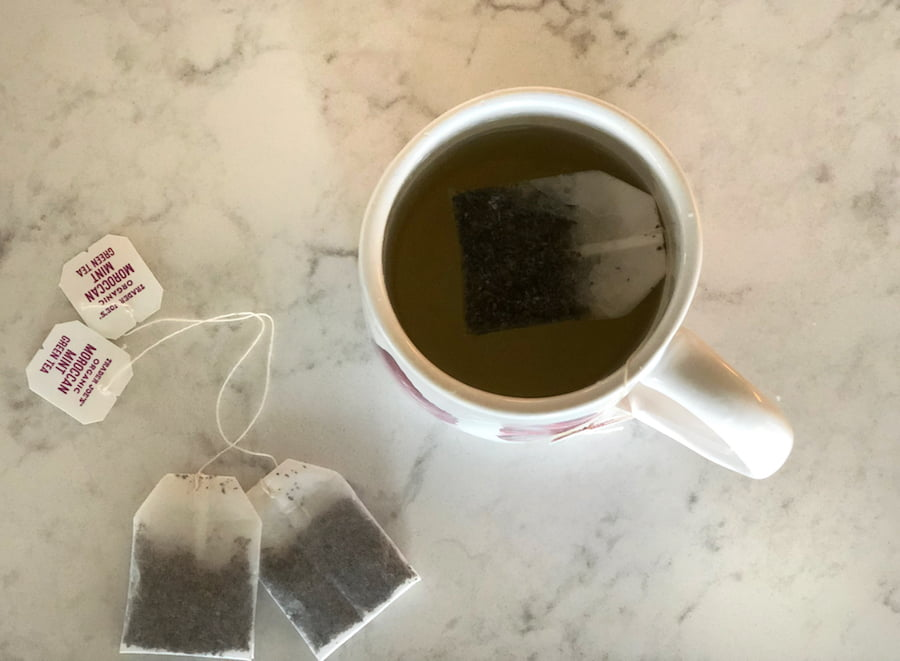 Plastic in Tea Bags & How to Avoid It