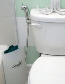 The best cloth diaper sprayers