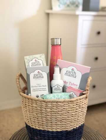 DIY New Mama Postpartum Recovery Kit