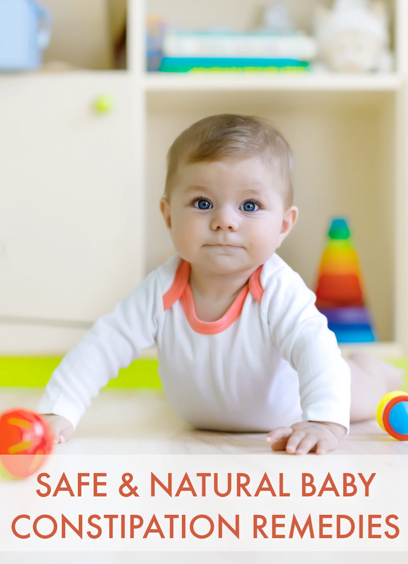 Baby Constipation Remedies Natural Ways To Ease Constipation