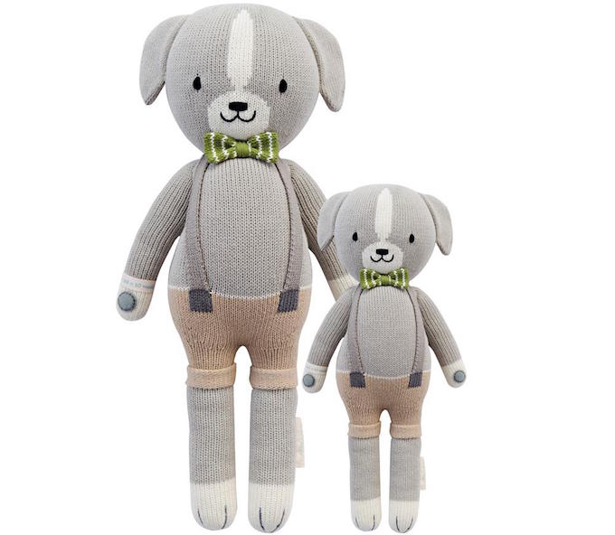 Green Gifts for Little Kids - Noah the Dog