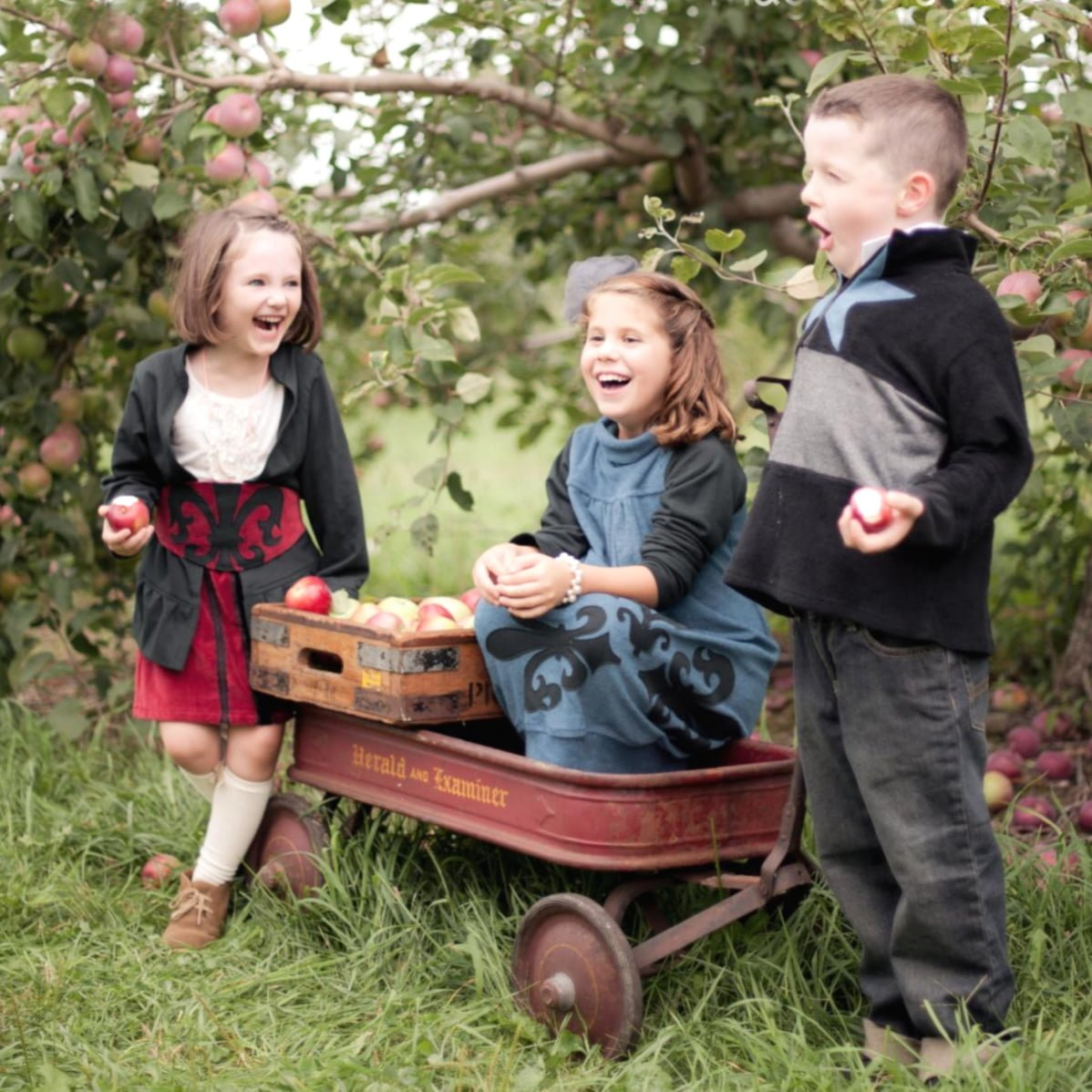 Celebrating the autumnal equinox with kids