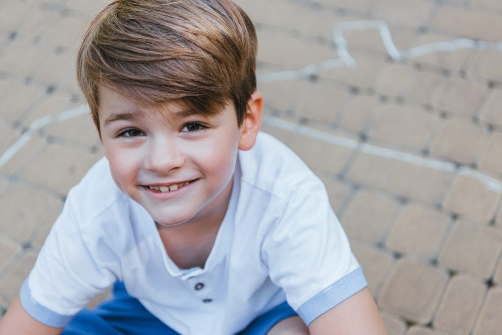 Anxiety in children can range from nerves to extreme fear and constant worries even about minor life challenges. Here's how to support your child naturally.
