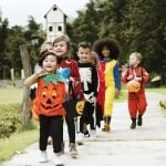 Green Halloween: 10 Healthier Halloween Candy Options