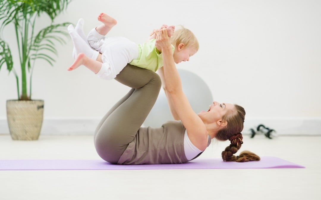 How To Keep Up Your Yoga Practice When You Have Kids