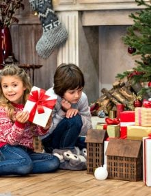 tips on how to ask family and friends to cut back on toys this holiday so you can focus on what matters most.