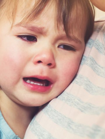 Supporting Your Toddler Through a Meltdown