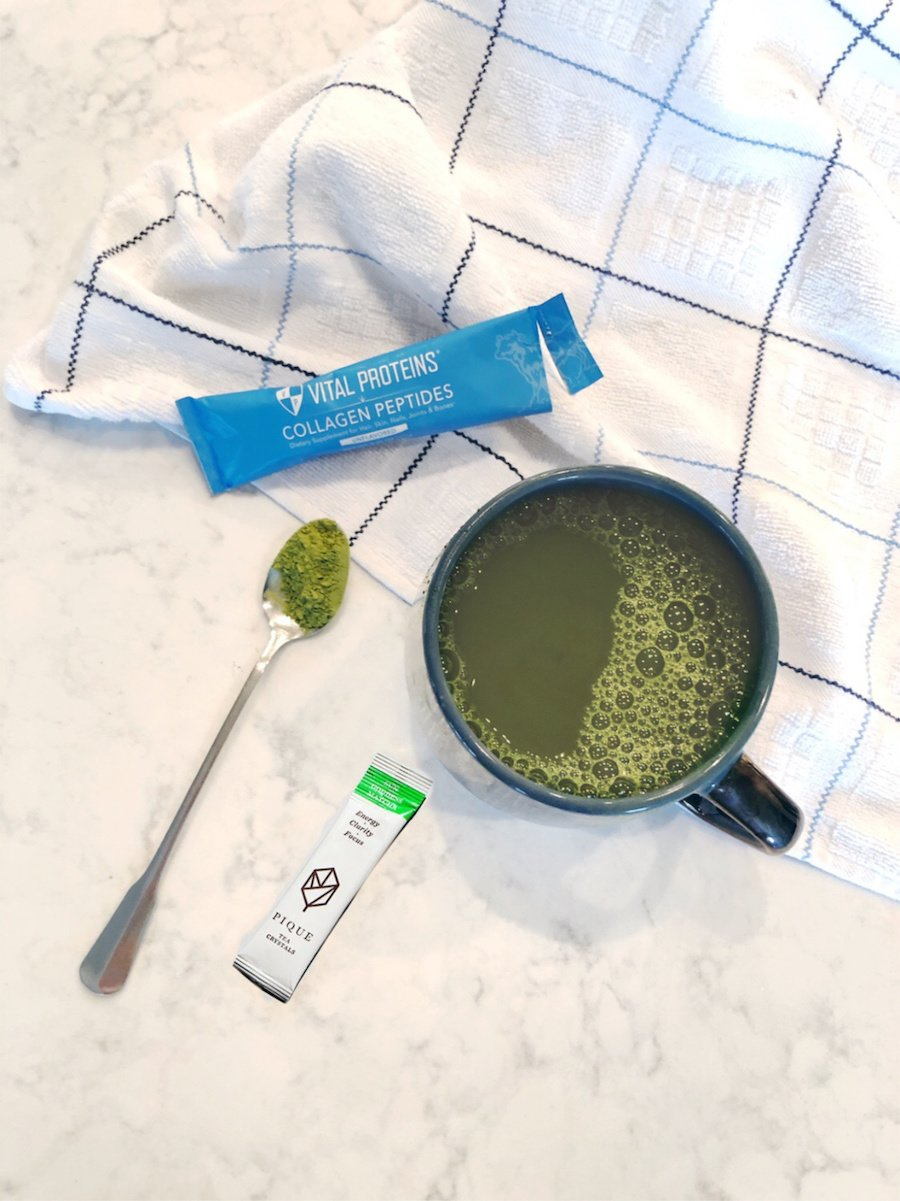 Matcha Tea Health Benefits + Matcha Tea Recipe