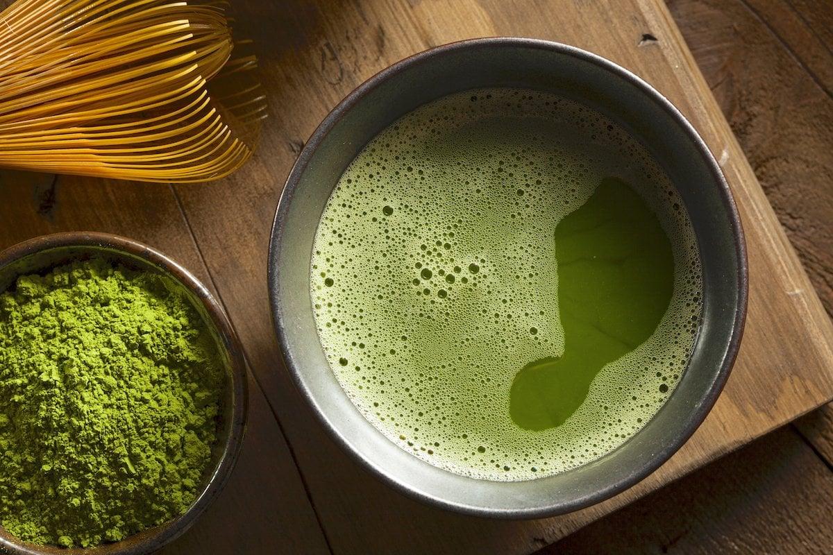 Matcha Tea Health Benefits + Matcha Recipe