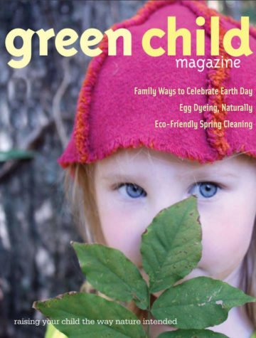 Green Child Magazine Premiere issue 2011