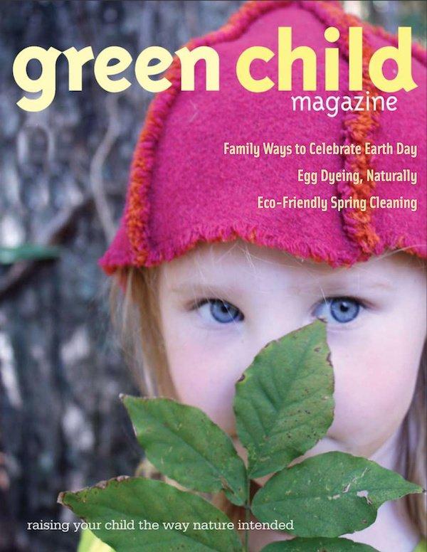 Green Child Magazine Premiere issue 2011