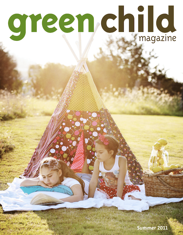 Green Child Magazine Summer 2011 issue