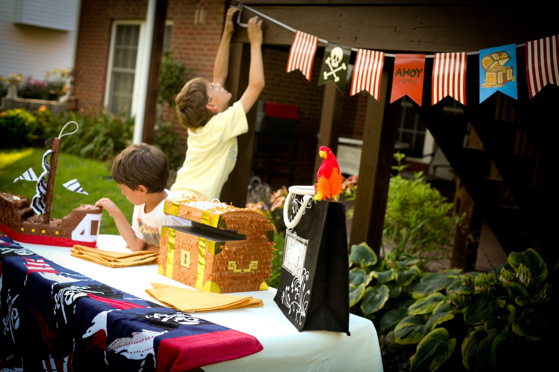 How To Host An Eco Friendly Birthday Party