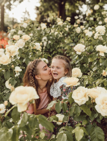 Positive Parenting: Stop negative self-talk with this three-letter word