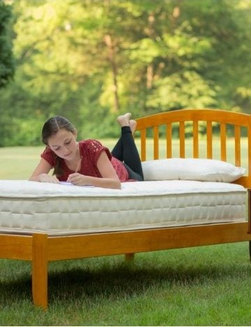Naturepedic Verse Mattress Review