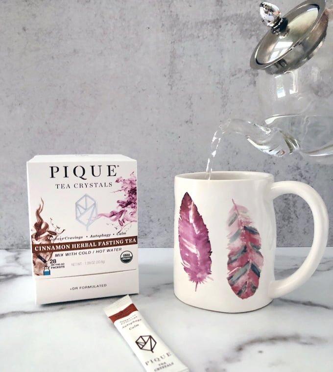 Pique Herbal Cinnamon Fasting Tea Review