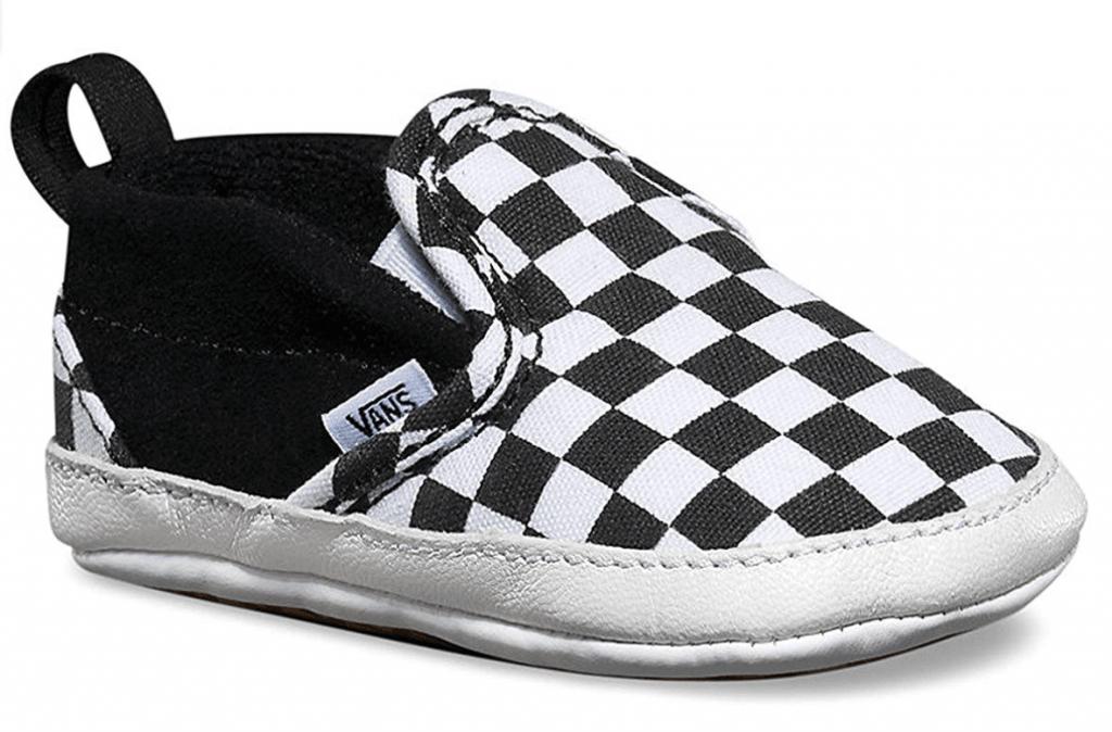 Checker Slip on Vans