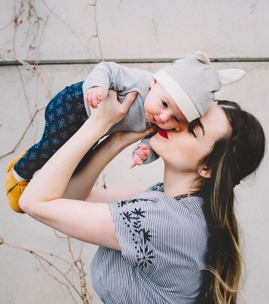EMF Shielding Baby Hat