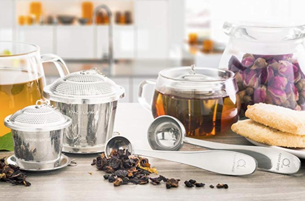 Loose Leaf Tea Infusers