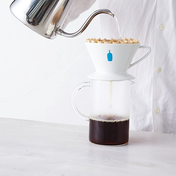 Plastic-Free Coffee Brewer