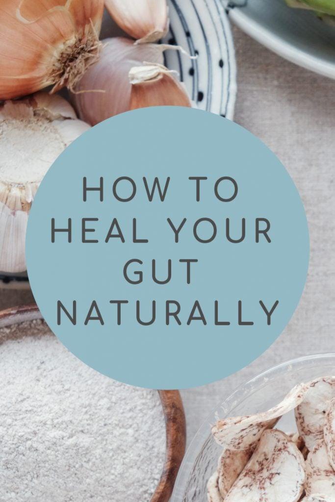 Gut healing foods