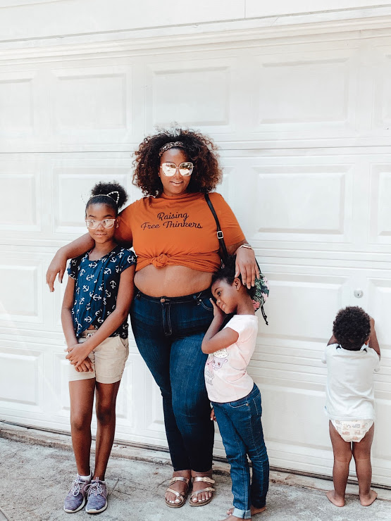 Aaronica Cole & family