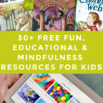 Educational resources for keeping kids busy in quarantine