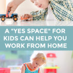 Creating a yes space for small children