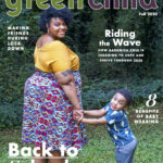 Green Child Mag Fall 2020 Issue Cover