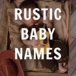 Rustic Baby Names