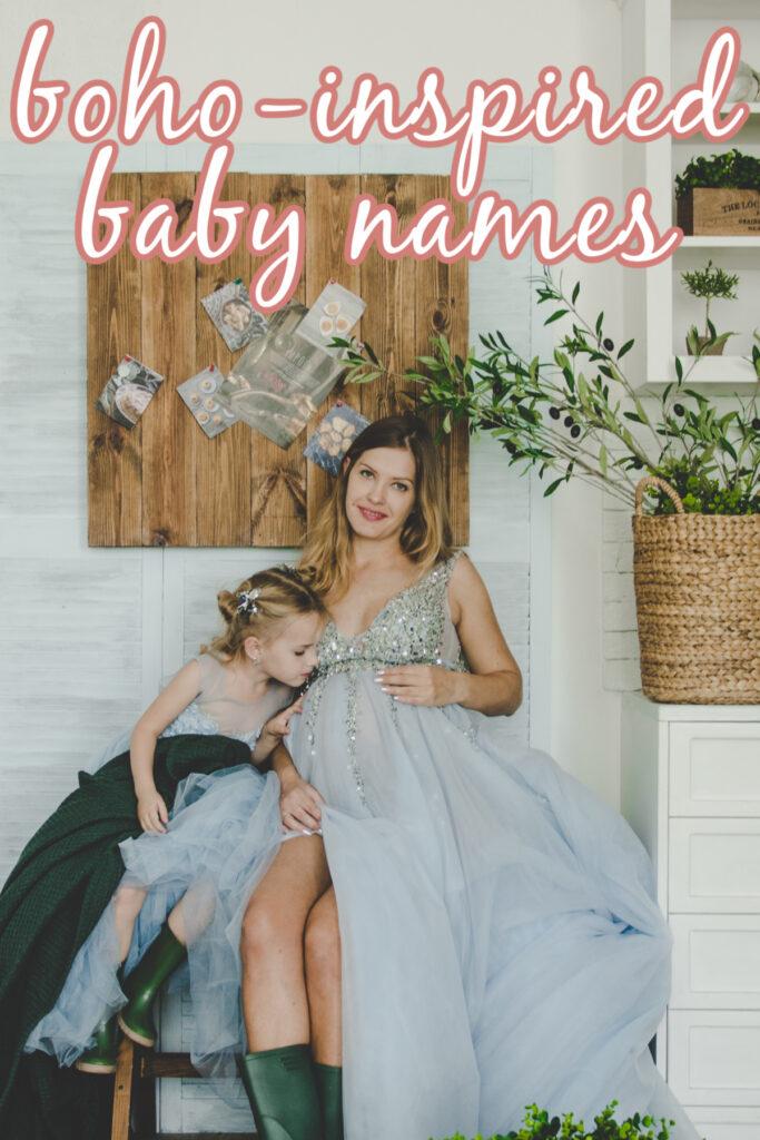 boho baby girl names